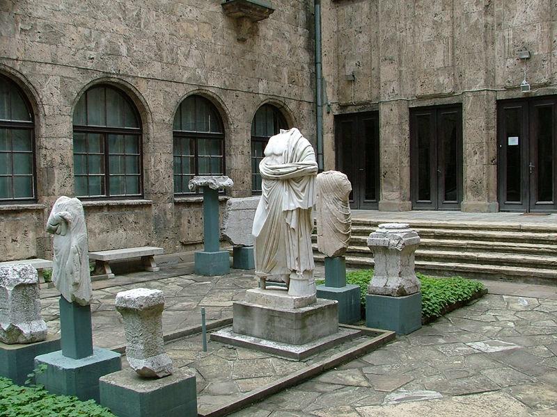 Археологический музей в Велико-Тырново