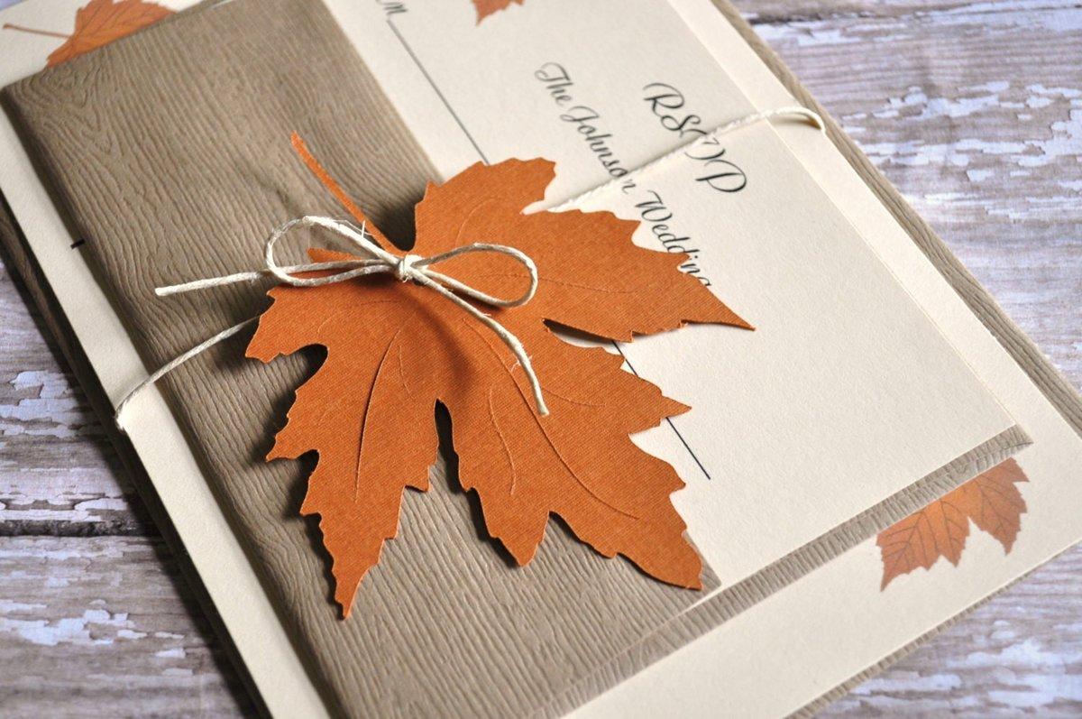 Открытки с кленовыми листьями скрапбукинг, день
