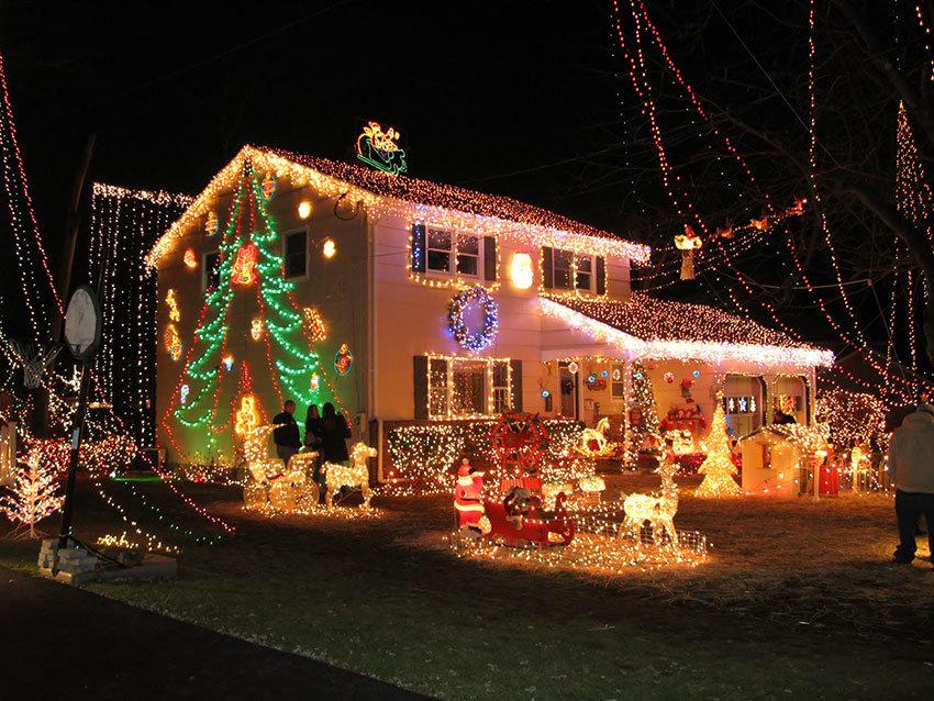 Рождественские картинки америка, фрукты шоколад