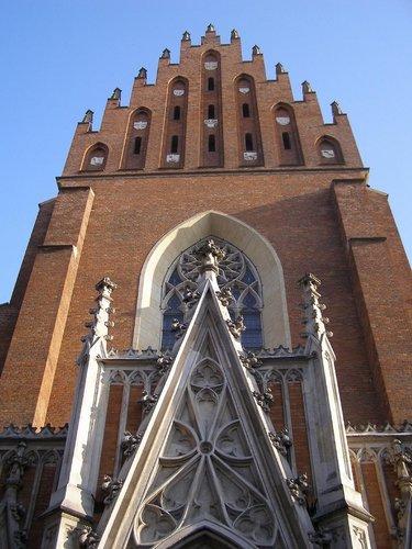 собор святой троицы в польше