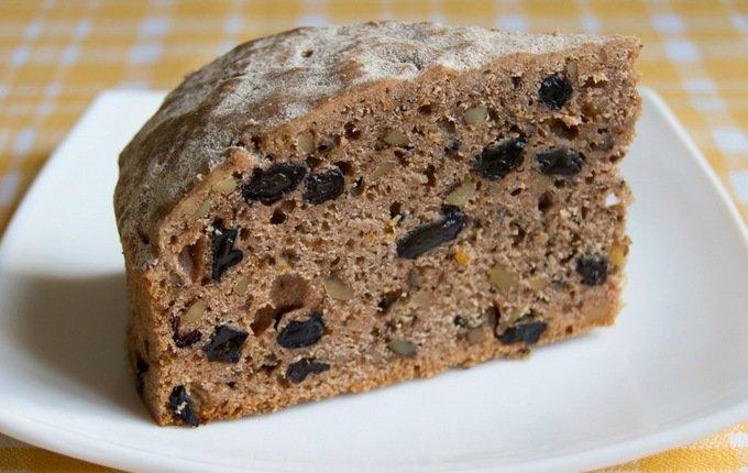 Пирог с изюмом рецепт с фото