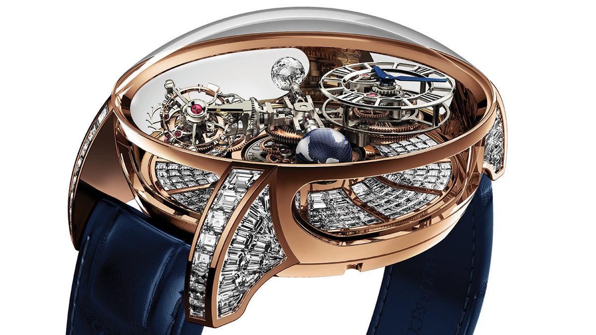 Самые дорогие наручьные часы