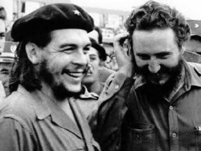 che guevaras role in the cuba revolution