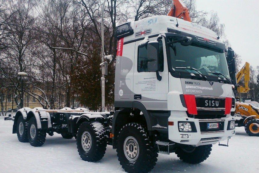 sisu polar motrice S1200
