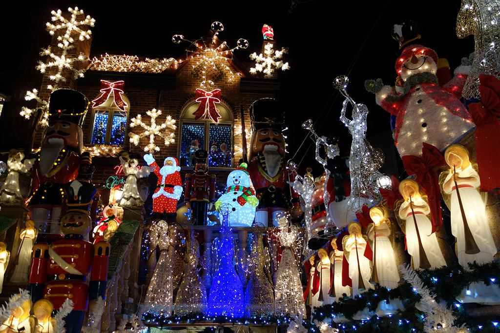 Рождественские картинки из америки