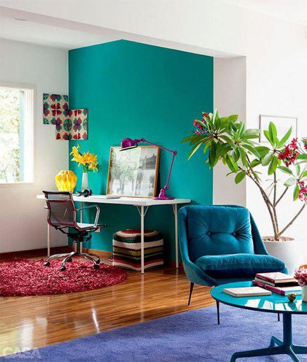 ремонт разноцветные стены фото проявляет желания