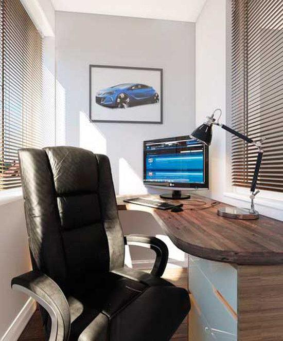 """Офис-кабинет на балконе"""" - карточка пользователя lusi-07-lus."""