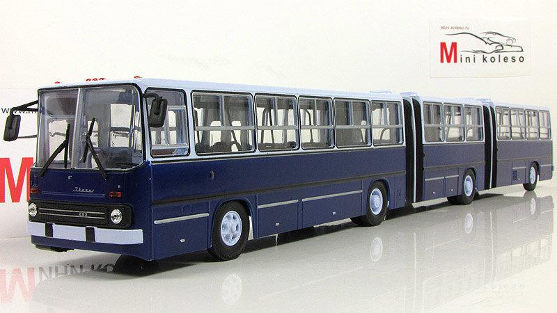 1:43 Автобус Икарус-293 (Советский Автобус (СОВА))  Масштабная коллекционная модель