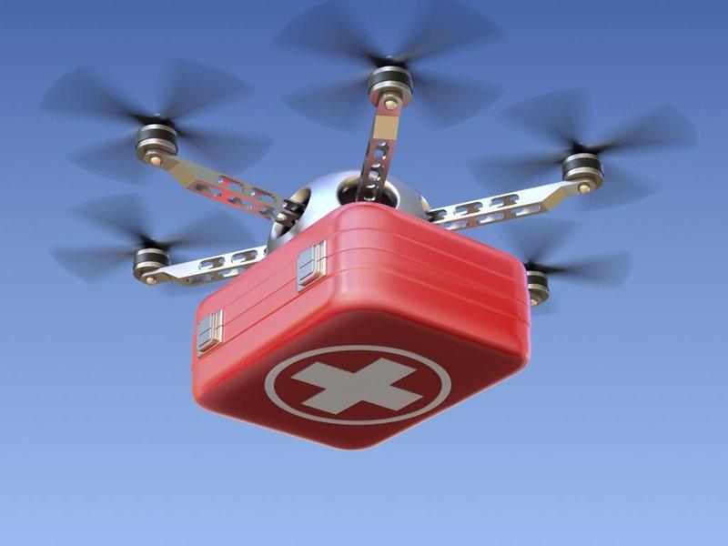 115 идей применять дроны / Блог компании RoboHunter / Geektimes
