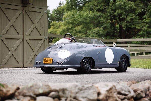 1954 Porsche 356 Pre-A Cabriolet / Surfingbird знает всё, что ты любишь