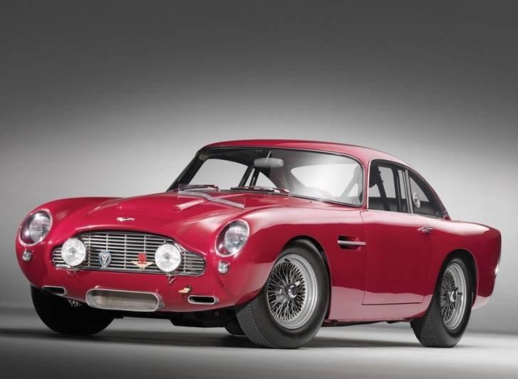 1963 Aston Martin DB4 GT Lightweight фото авто - Ретро - Фотографии автомобилей, картинки, обои