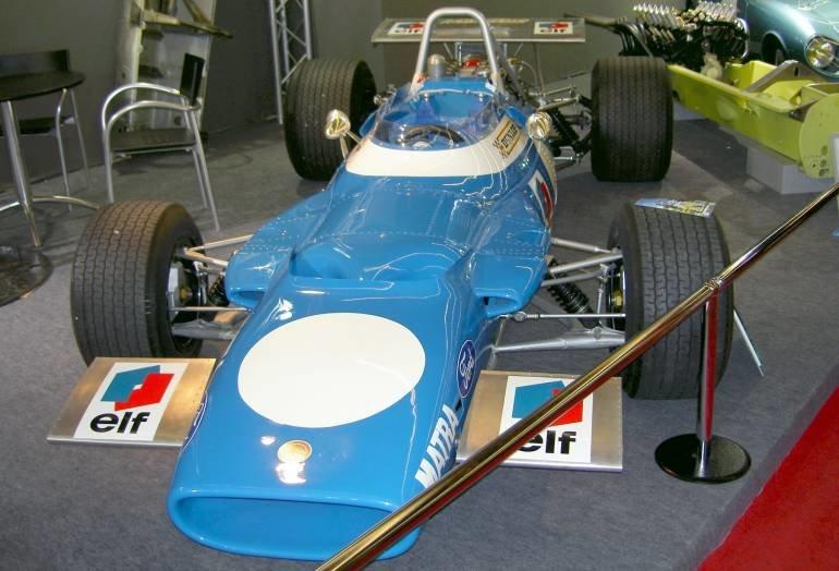 1969 Matra Ms 80
