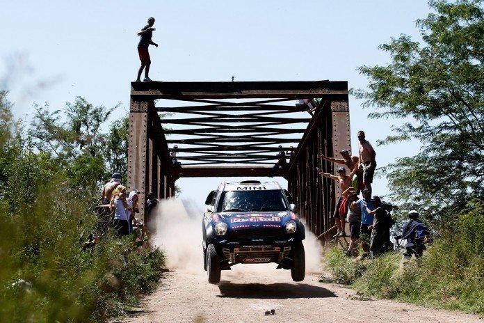 2015 Dakar Rally - Day One