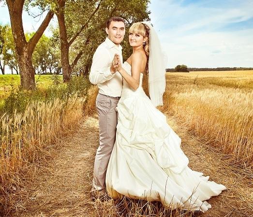 21 фото красивых свадебных фотосессий и идей