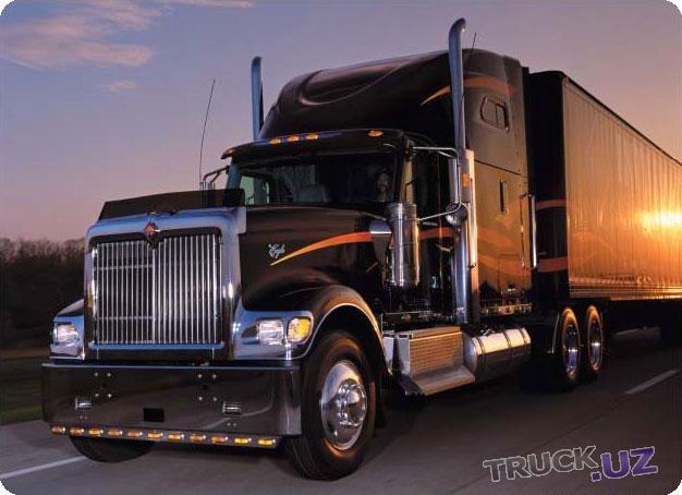 Американский грузовик International 9900i  - Американские грузовики - технические характерис.../Международный автомобильный портал Водитель и ГАИ