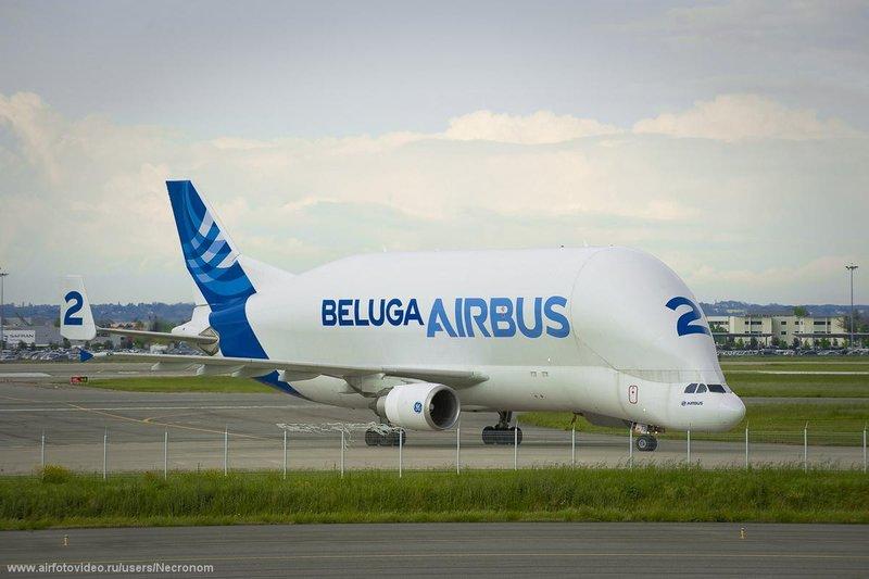 Airbus A300-600ST - AirFotoVideo.ru — сайт профессионалов и любителей воздушной съемки