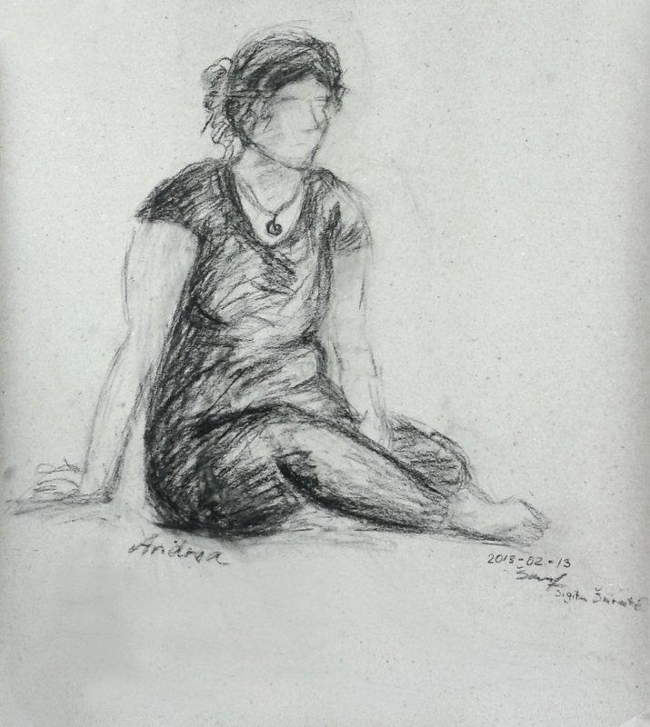 Академический рисунок - уроки рисования