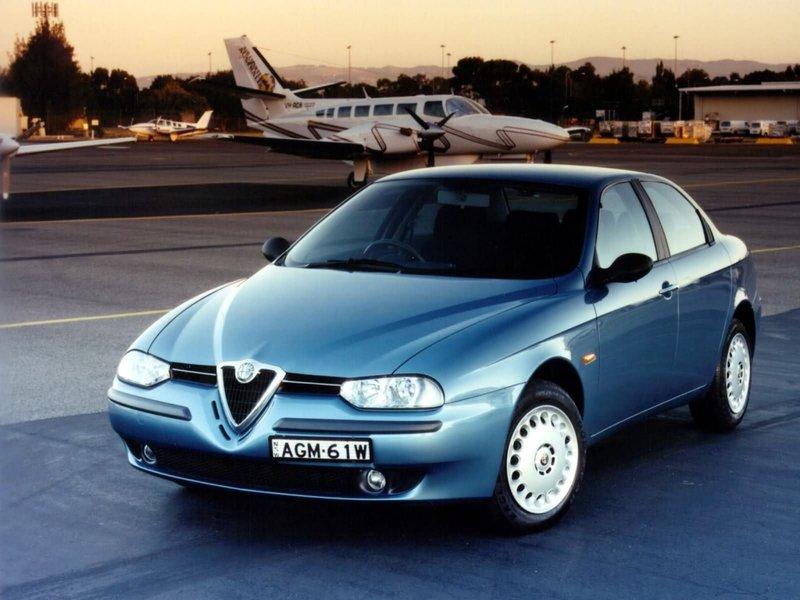 Alfa Romeo 156: история, фото, обзор, характеристики Альфа Ромео 156 на CarsWeek.ru
