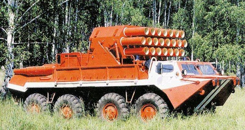 AMZ ГАЗ-5903В «Ветлуга», Российская Федерация | Энциклопедия оружия