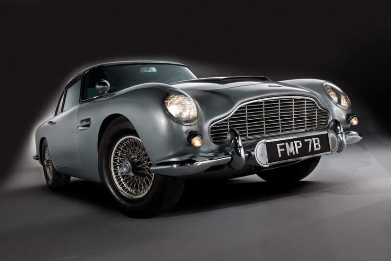 Aston Martin «James Bond»