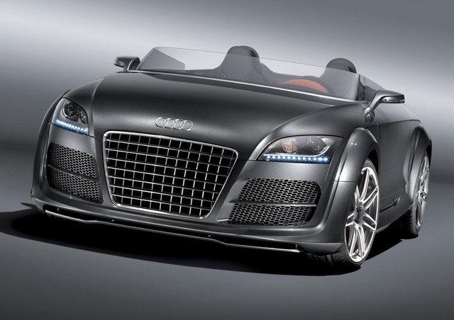 Audi TT Clubsport Quattro Concept (2007)