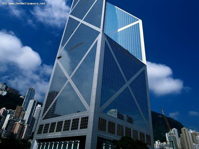 Бизнес-центр Гонконга