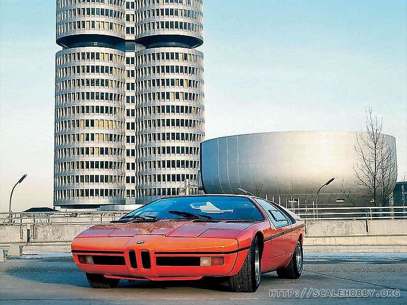 BMW Turbo Concept (E25) '1972