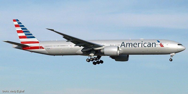 Boeing 777-300 - пассажирский самолет. Фото, характеристики, отзывы.