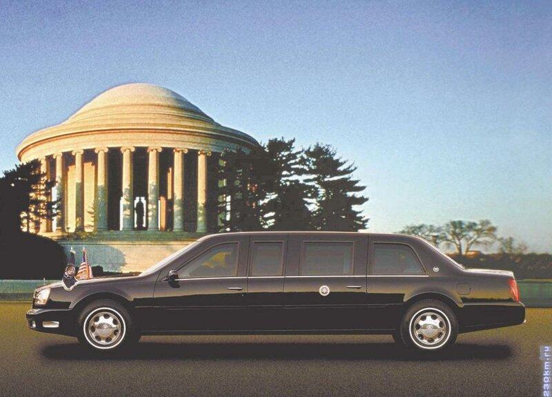 Cadillac De Ville 1999 седан - интерьер-салон, экстерьер-внешний вид-кузов, приборная панель, багажник