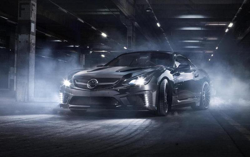 Carlsson основательно задумались над обновлением Mercedes SL | Портал автолюбителей Carakoom Ltd