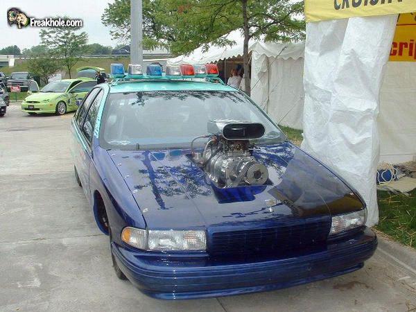 Chevrolet Caprice Police - Тюнинг иномарок  - Фотоальбомы - Мир тюнинга