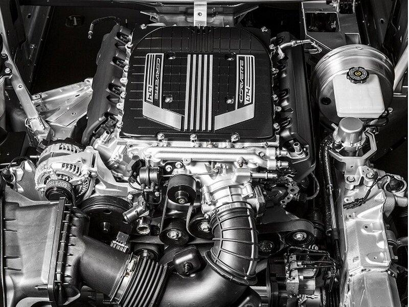 Chevrolet Corvette C7 Z06 - характеристики, фото | AutoBelyavcev.ru - авто обзоры и характеристики