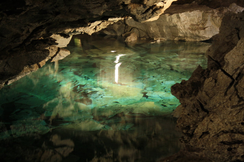 Чудеса природы: Кунгурская пещера