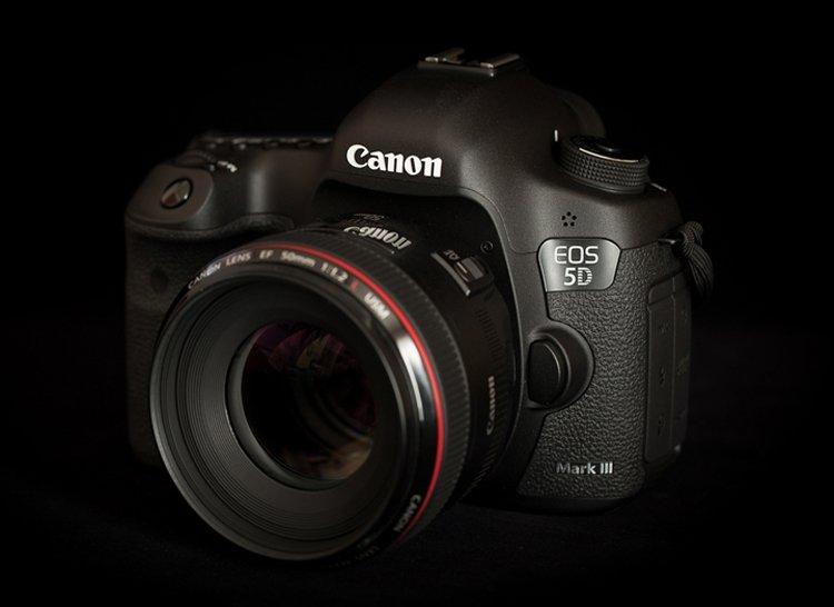 Cinema DSLR  » Архив блога   » Фотоаппарат Canon EOS 5D Mark IV получит сенсорный дисплей