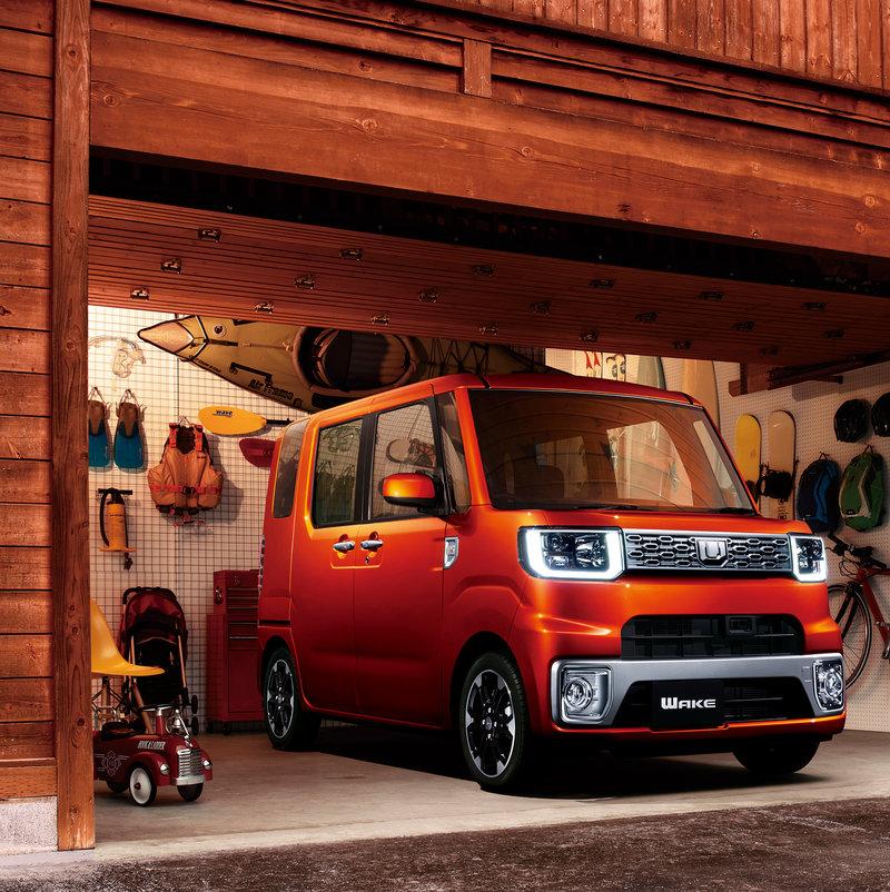 Daihatsu презентовала новый кей-кар | Японские автомобили
