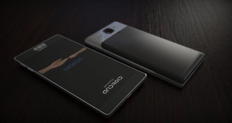 Дизайнер показал концепт Android-смартфона Nokia 1100 - Технологии onliner.by