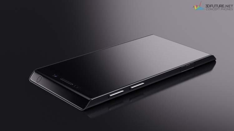 Дизайнерский концепт флагмана Samsung Galaxy S7