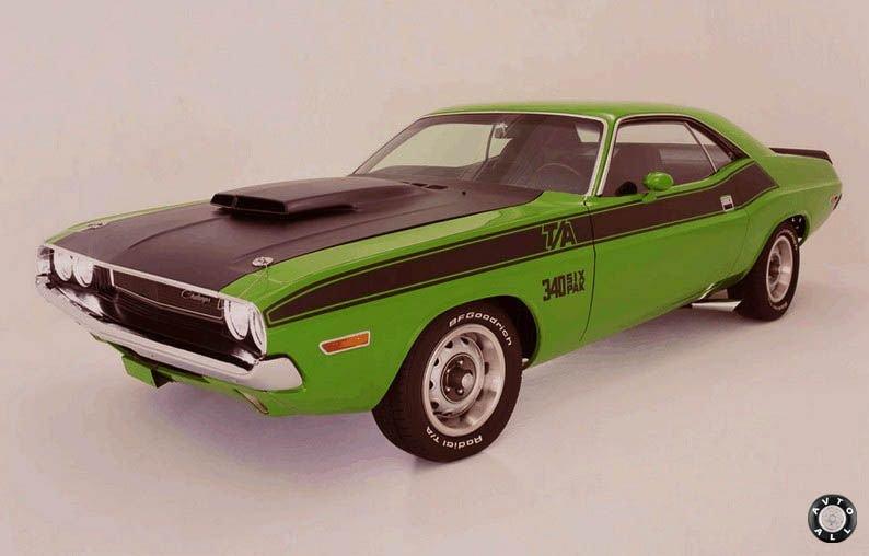 Dodge Challenger 1969 цена