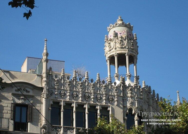 Достопримечательности Барселоны: маршруты, фото : Статьи