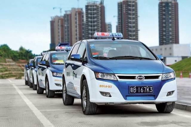 Электромобиль BYD е6 стал рекордсменом Украины | autochina