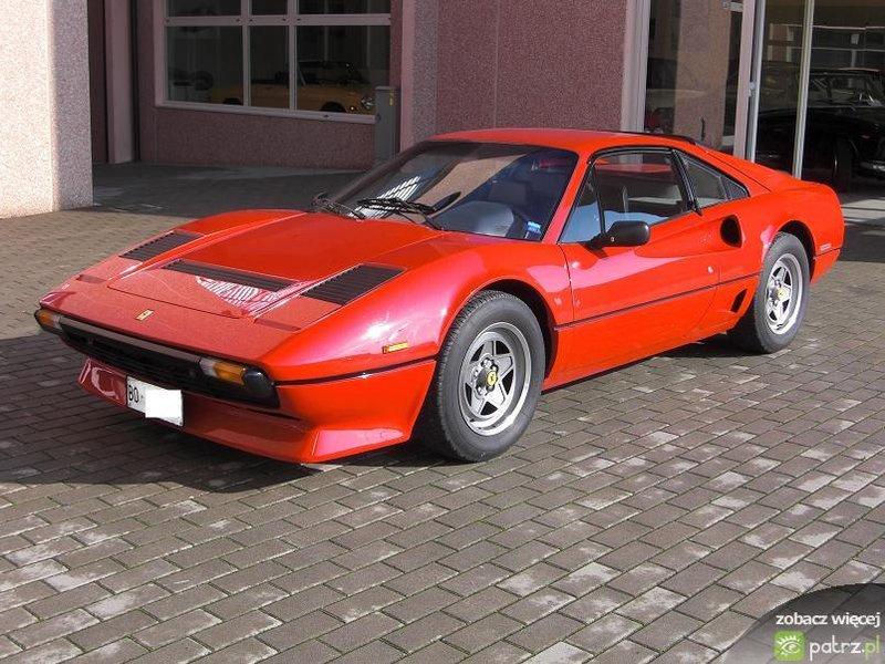 Ferrari 208 GTB   - технические характеристики, описание, фотографии.