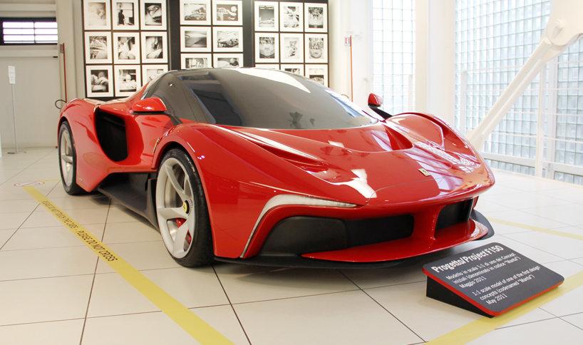 Ferrari F150 Card From User Angrycrank In