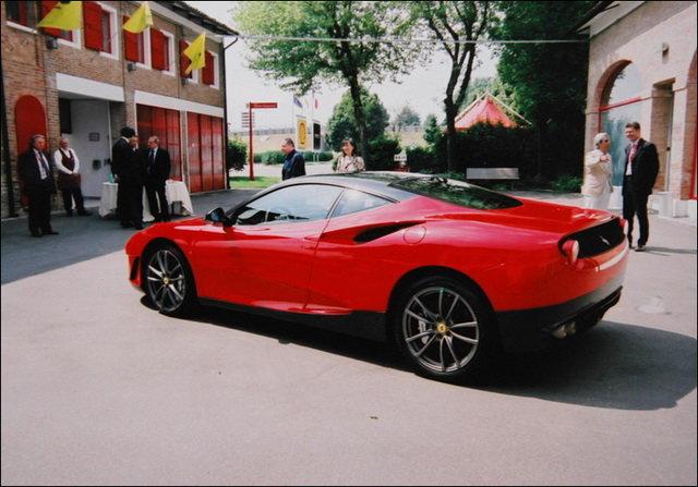 Ferrari SP1 Concept (2008)