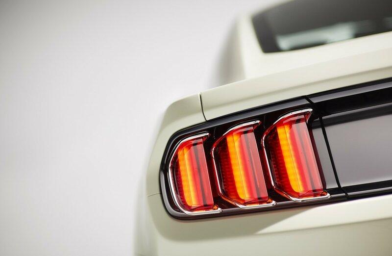 Ford Mustang отметил 50-летие выпуском специальной версии