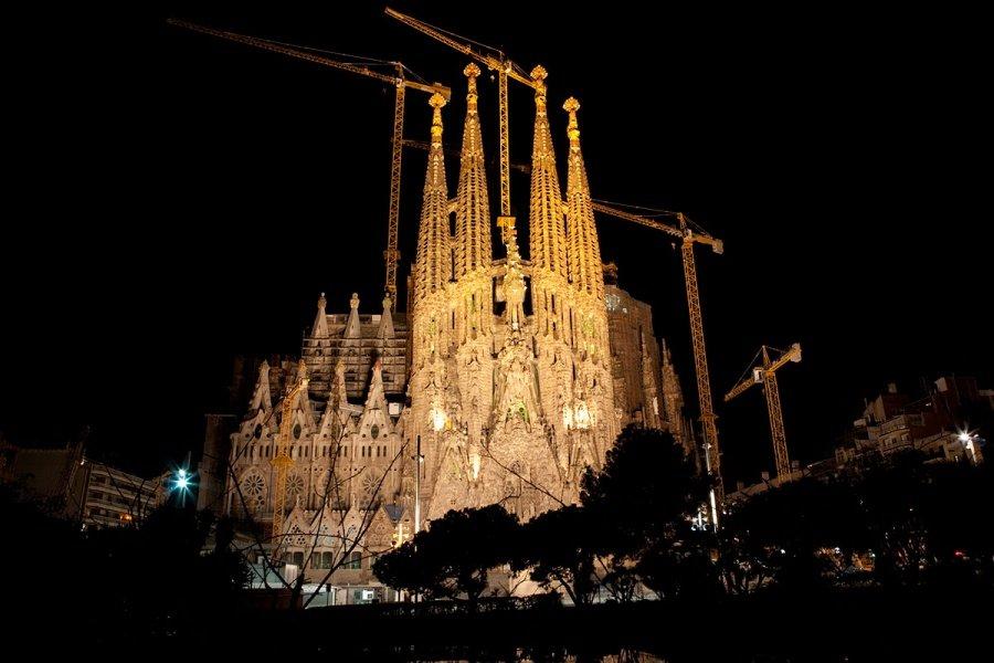 Фото Барселоны  - фотография Барселоны 1 из 52 - Redigo.ru
