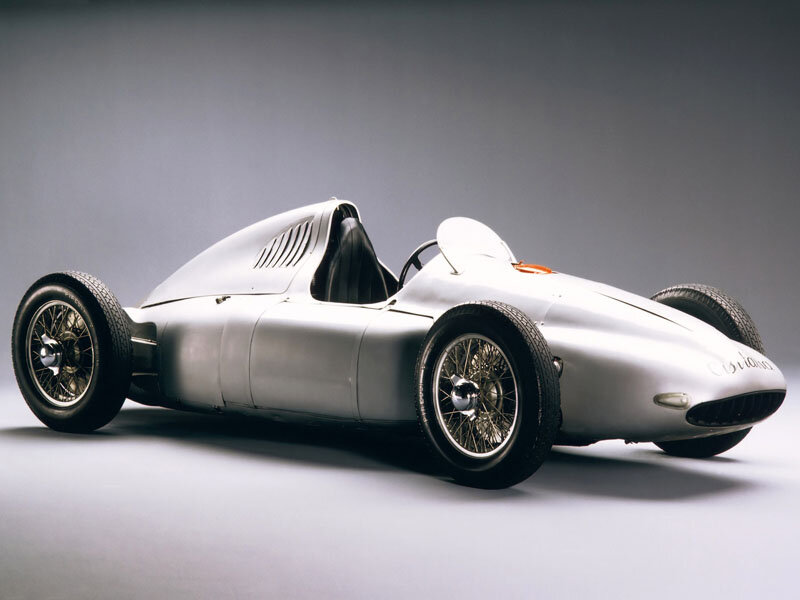 Фото Cisitalia Porsche Type 360 1946 - Редкие автомобили - HorsePowers.ru