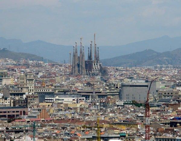 фото города Барселона