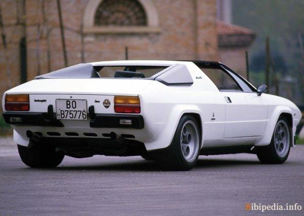 Фото  Lamborghini Silhouette p300 1976 - 1979 — Бибипедия