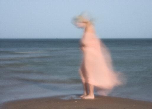 Фото сделанно на пинхолкамеру с цветной пленкой