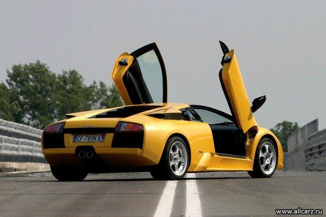 Фото суперкра Lamborghini Murcielago